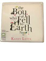 The Boy Who Fell to Earth - Kathy Lette unabridged audiobook on 8 CDs Exc Cond