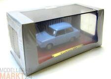 DDR AUTO KOLLEKTION Trabant 601 in hellblau Modell im Maßstab 1:43 - OVP