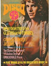 Disco 45 Magazine No.80 1977      Peter Frampton     The Jam     Queen