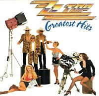 (CD) ZZ Top - Greatest Hits - Gimme All Your Lovin',Sharp Dressed Man, Rough Boy