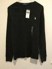 Polo Ralph Lauren Mens Sweatshirt DARK GREY SIZE S NEW WITH TAGS