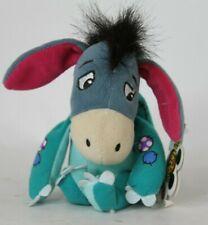 "Disney Mouseketoys Eeyore in Dinosaur Costume 9"" Mini Bean Bag Plush Stuffed Toy"