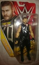 Wwe Kevin Owens Series 58 Basic Figure First Time in Line Mattel