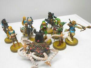 Amiibo The Legend of Zelda Breath of the Wild Series Nintendo Select Figure