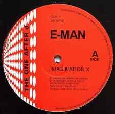 """E-Man-L' IMMAGINAZIONE X (12"""") (EX/In buonissima condizione +)"""