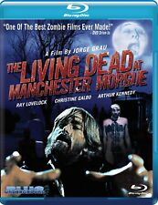 THE LIVING DEAD AT MANCHESTER MORGUE Zombies NIGHT OF + LET SLEEPING CORPSES LIE