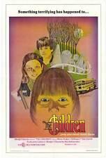 CHILDREN Movie POSTER 27x40 Martin Shaker Gale Garnett Gil Rogers