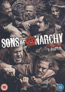 Sons Of Anarchy Season 6 (5 DVD Set / 2013)