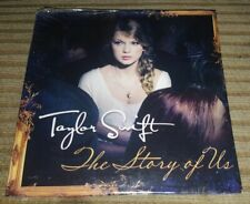 TAYLOR SWIFT - The Story Of Us   RARE 1TRK SINGLE CD Numbered Limited Edition