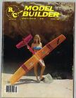 MODEL BUILDER magazine March 1980 OV-10A: F/F rubber Scale twin