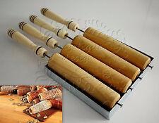Hungarian Chimney Cake Maker for Kitchen use Trdelnik Kurtosh kolach