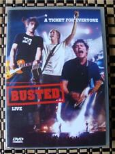 1 4 U: Busted : A Ticket For Everyone : Live Manchester Arena England 2004