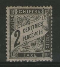 FRANCE:  Taxe n°11 *  (cote 60€)