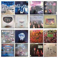 DEEP PURPLE FLEETWOOD MAC JANIS JOPLIN JIMI HENDRIX BEATLES LP Vinyls Auction#11