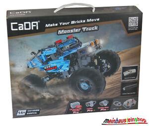 CaDA 61008  RC 4X4 Power Monster Truck (699 Teile) NEU