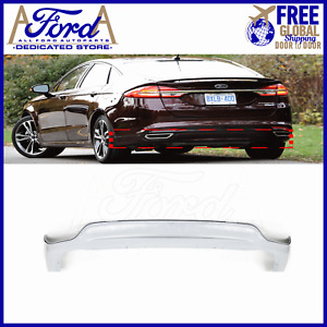 Ford Fusion 2014-2017 Rear Bumper Valance Panel Lower Spoiler Sport DS7Z-17810