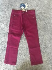 NEW Kite Organic Cotton Trousers Jeans Size 3-4 YRS BNWT Boys Girls Clothing £29