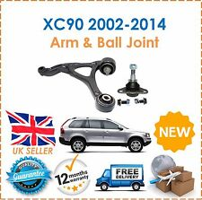 For Volvo XC90 2.4TD 2.5 2.9 3.2 4.4 Front Left Wishbone Arm & Ball Joint Set