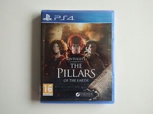 Ken Follet's: The Pillars of the Earth on PS4 in NEW & FACTORY SEALED Condition