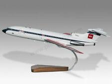 Hawker Siddeley HS-121 Trident 1C BEA British European Airway Wood Display Model