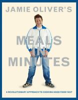 Jamie Oliver's Meals in Minutes: A Revolutionary Approach to... by Oliver, Jamie
