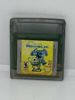 Monsters, Inc. (Nintendo Game Boy Color, 2001)