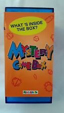 New. Mastery game box.Halsall.What's Inside The Box.1996.Rare