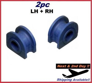 For CHEVROLET GMC CADILLAC Sway Stabilizer Bar Bushing Rear KIT MOOG K6408