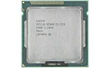 Intel Xeon E3-1220 3.10GHz SR00F Quad-Core Processor