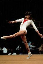More details for nadia comaneci hand signed 6x4 photo olympic gymnast autograph memorabilia + coa