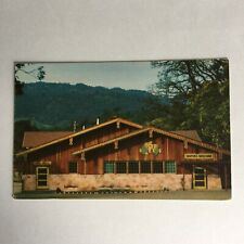 Exterior View of Tasting Room of the Italian Swiss Colony Winery  Postcard