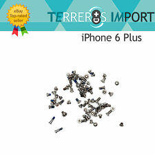 Kit Tornillos Completo para iPhone 6 Plus color blanco