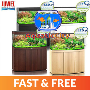 JUWEL VISION 180 LED AQUARIUM FISH TANK AVAILABLE IN 3 COLOURS**free delivery**