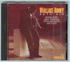 WALLACE RONEY - SETH AIR / JACKY TERRASSON, ANTOINE RONEY / LIKE NEW JAZZ CD
