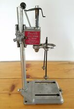 "Vintage Dayton Drill Stand No. 2Z040 For 1/4"" & 3/8"" Drills"
