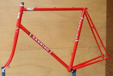 Vintage Italian Sannino Turin Columbus SL steel Campagnolo frame frameset