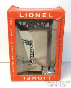 ~ LIONEL #452 - OVERHEAD GANTRY SIGNAL BRIDGE with ORIGINAL BOX ~
