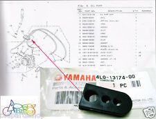 Yamaha RD350YPVS RZ350 RD350LC Oil Pump Hose Holder NOS Rubber PIPE Holder 250LC