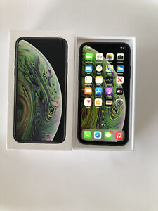 Apple iPhone XS - 256 GB - Space Grey (Unlocked) A2097 (GSM) (Face Id Off)