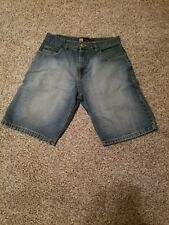 Creating Limitless Heights Denim Shorts Size 34
