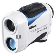Nikon Golf Laser Rangefinder COOLSHOT PRO STABILIZED!! White NEW F/S from Japan
