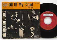 "Rolling Stones      Get off of my cloud       DL 25205       7""       VG+  # D"