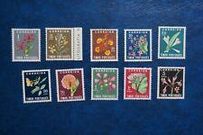 (G) 1950 PORTUGAL Portuguese Timor, series flowers**/MNH