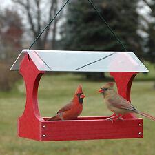 WoodLink 32305 Going Green Small Fly-Thru Bird Feeder