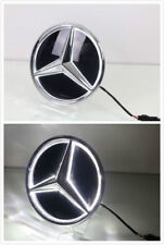 2011-2018MERCEDES BENZ LED WHITE LIGHT BlLED GRILL STAR LOGO BADGE EMBLEM Mirror