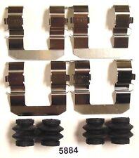 Better Brake Parts 5884 Rear Disc Brake Hardware Kit