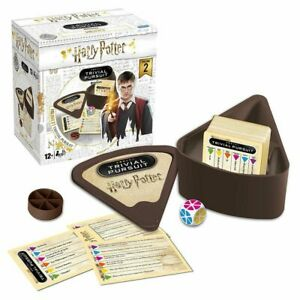 World of Harry Potter Trivial Pursuit Volume 2 Board Game NEW