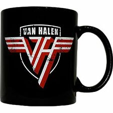 VAN HALEN - BAND LOGO - COFFEE MUG - BRAND NEW 11 OUNCES - MUSIC 0161