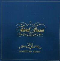 👀 Trivial Pursuit 👀 Komplettset Genus-Edition / in Folie verschweißt 👀