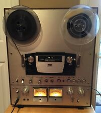 "AKAI GX 650D Reel to Reel ""SERVICED"""